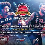 BRITISH BASKETBALL ALL-STARS CHAMPIONSHIP